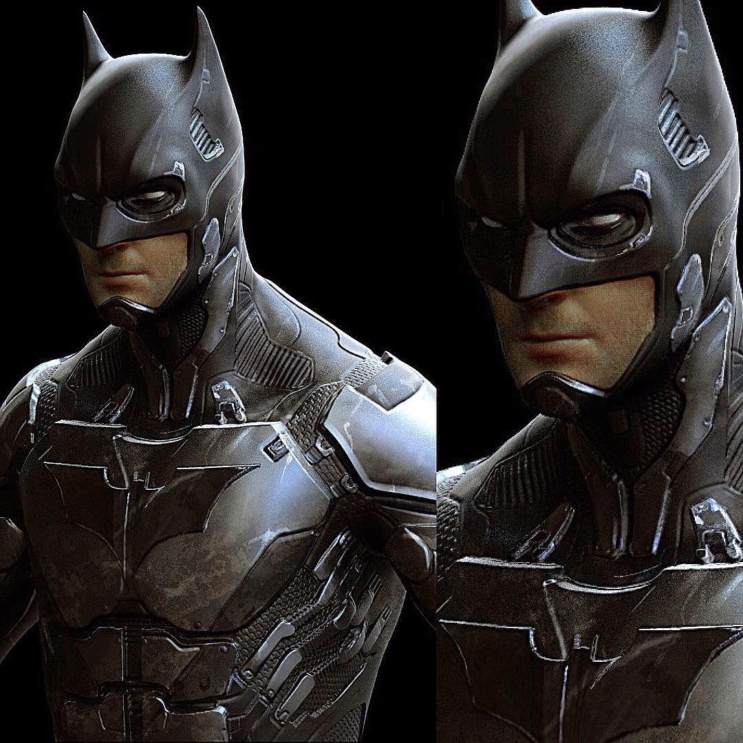 Early Batman Concept Art