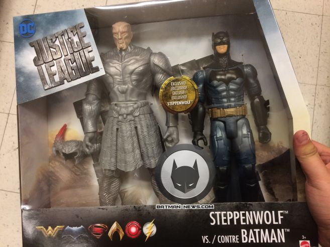 Steppenwolf Justice League Action Figure 0