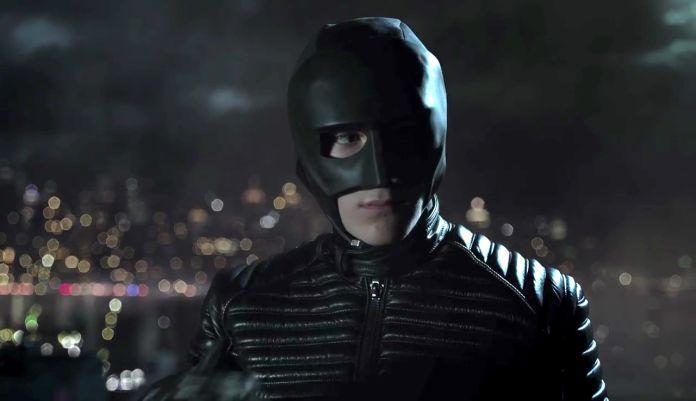 Better Look At The Gotham Batsuit Leaks Online Batman News