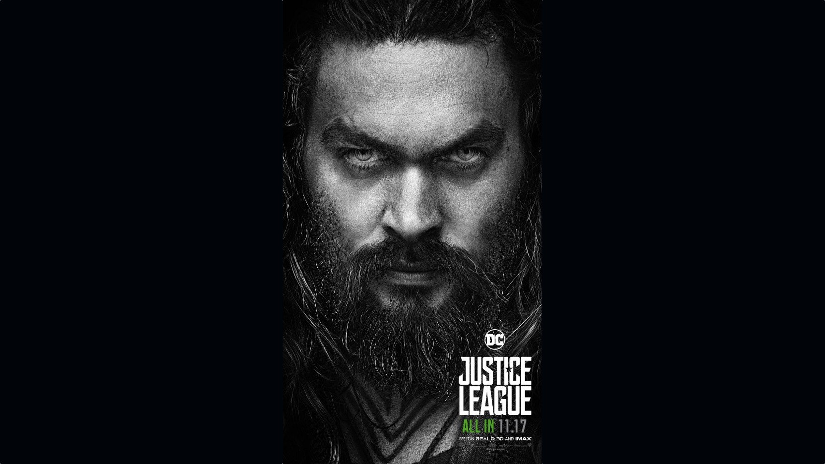 Aquaman motion poster Justice League