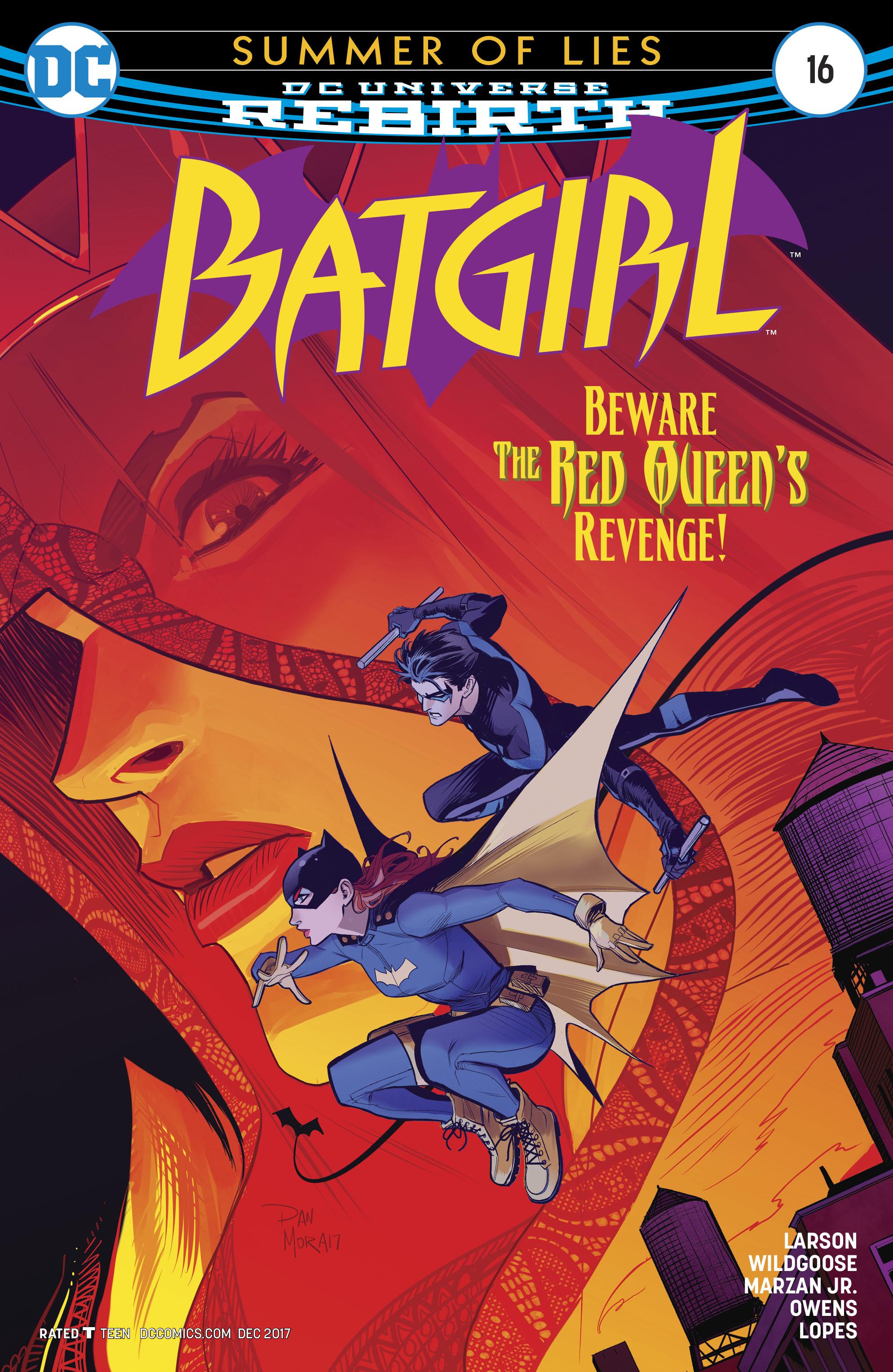 Batgirl 16