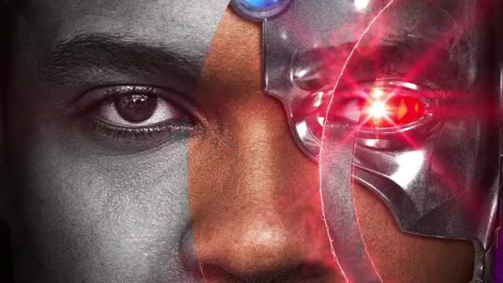 Cyborg Motion Poster