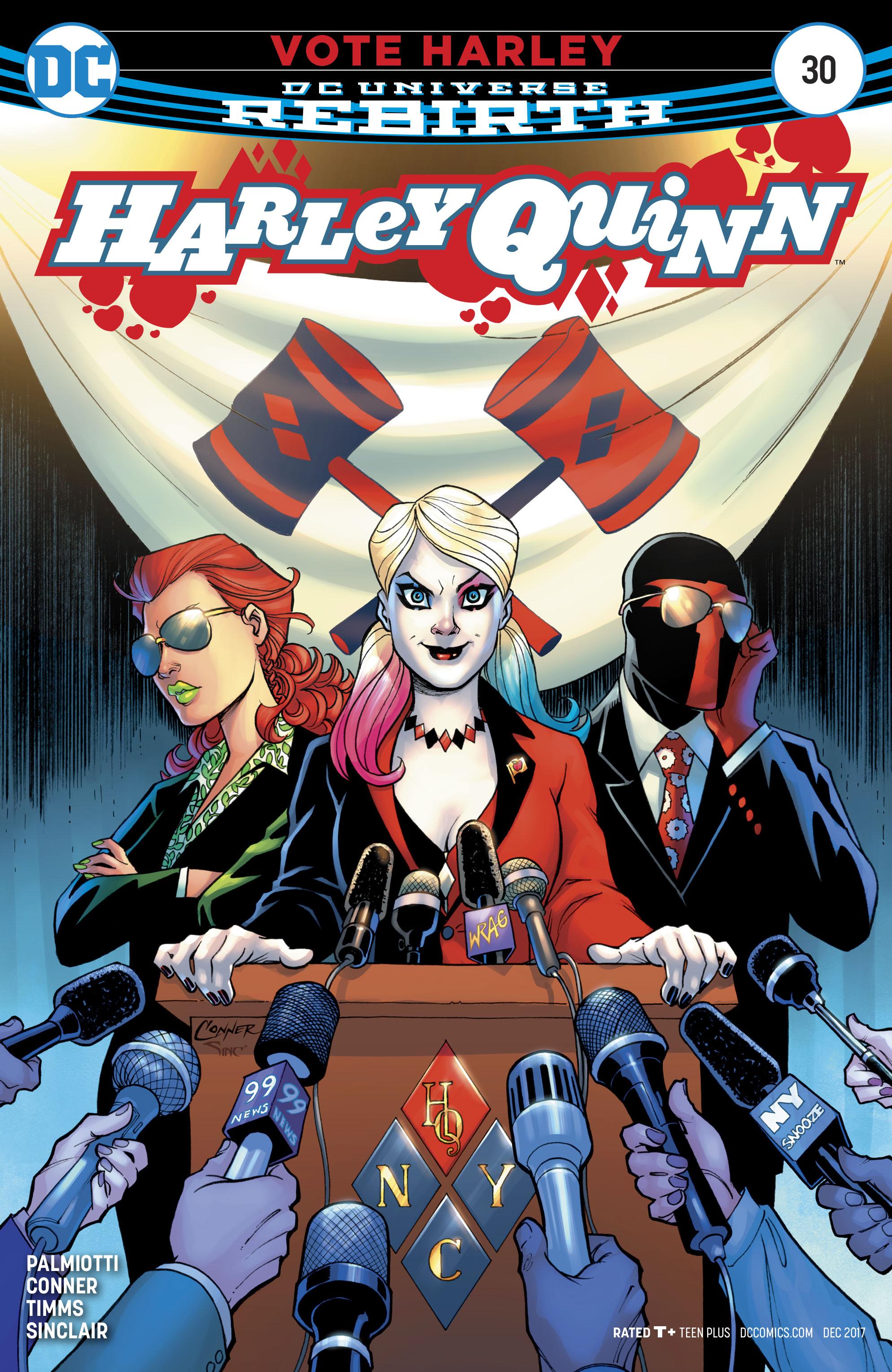 Harley quinn porno stripovi