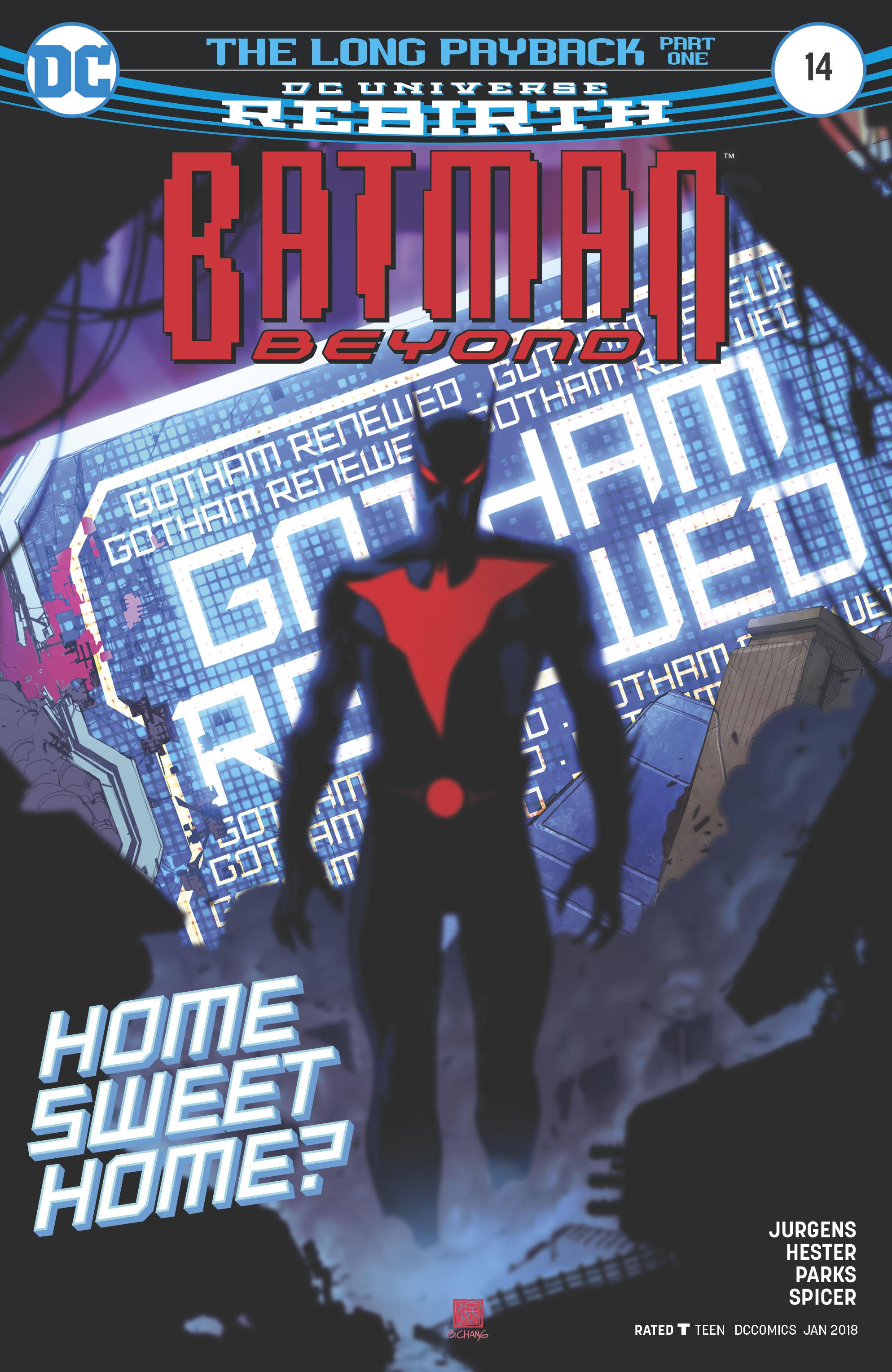 Batman Beyond 14