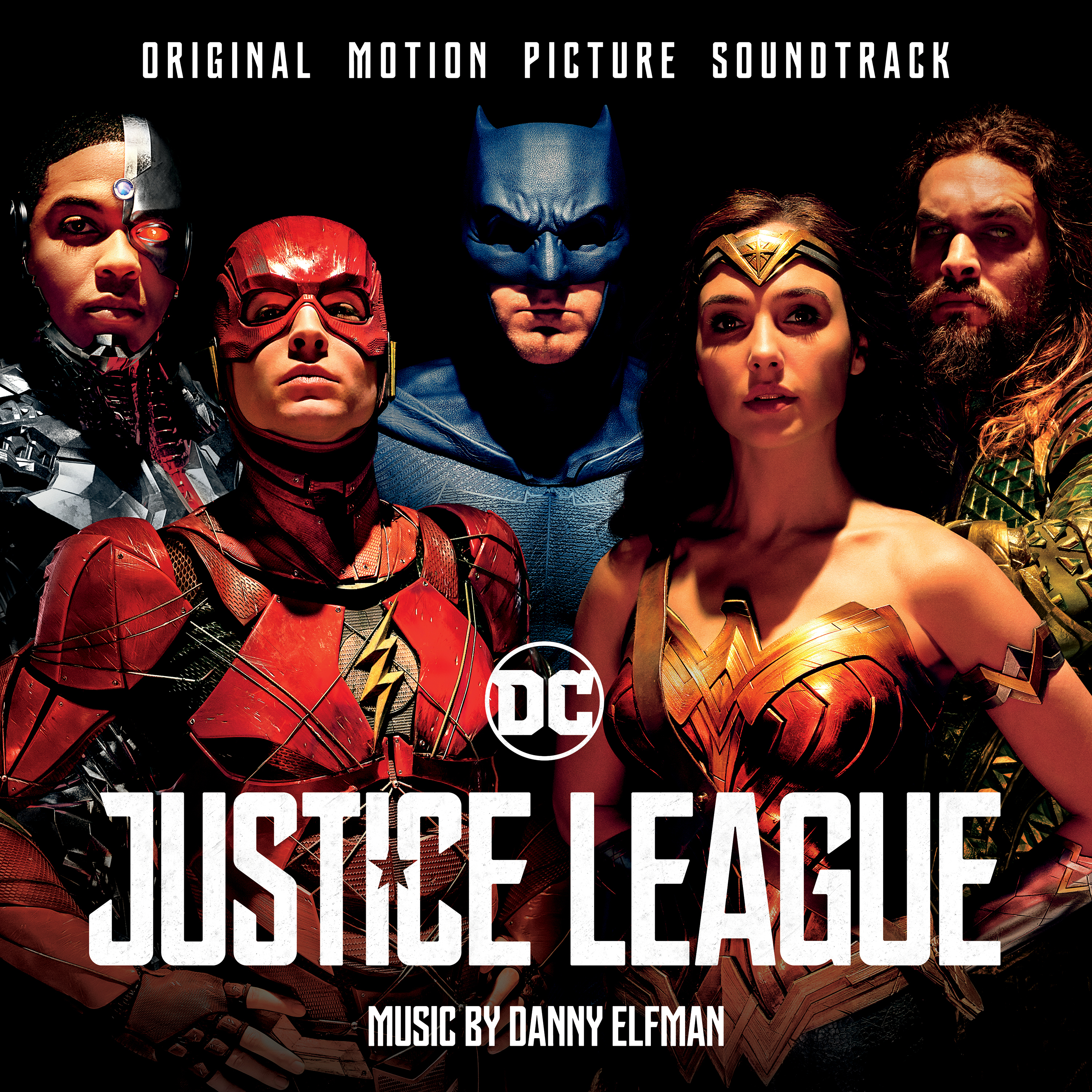 Justice League soundtrack