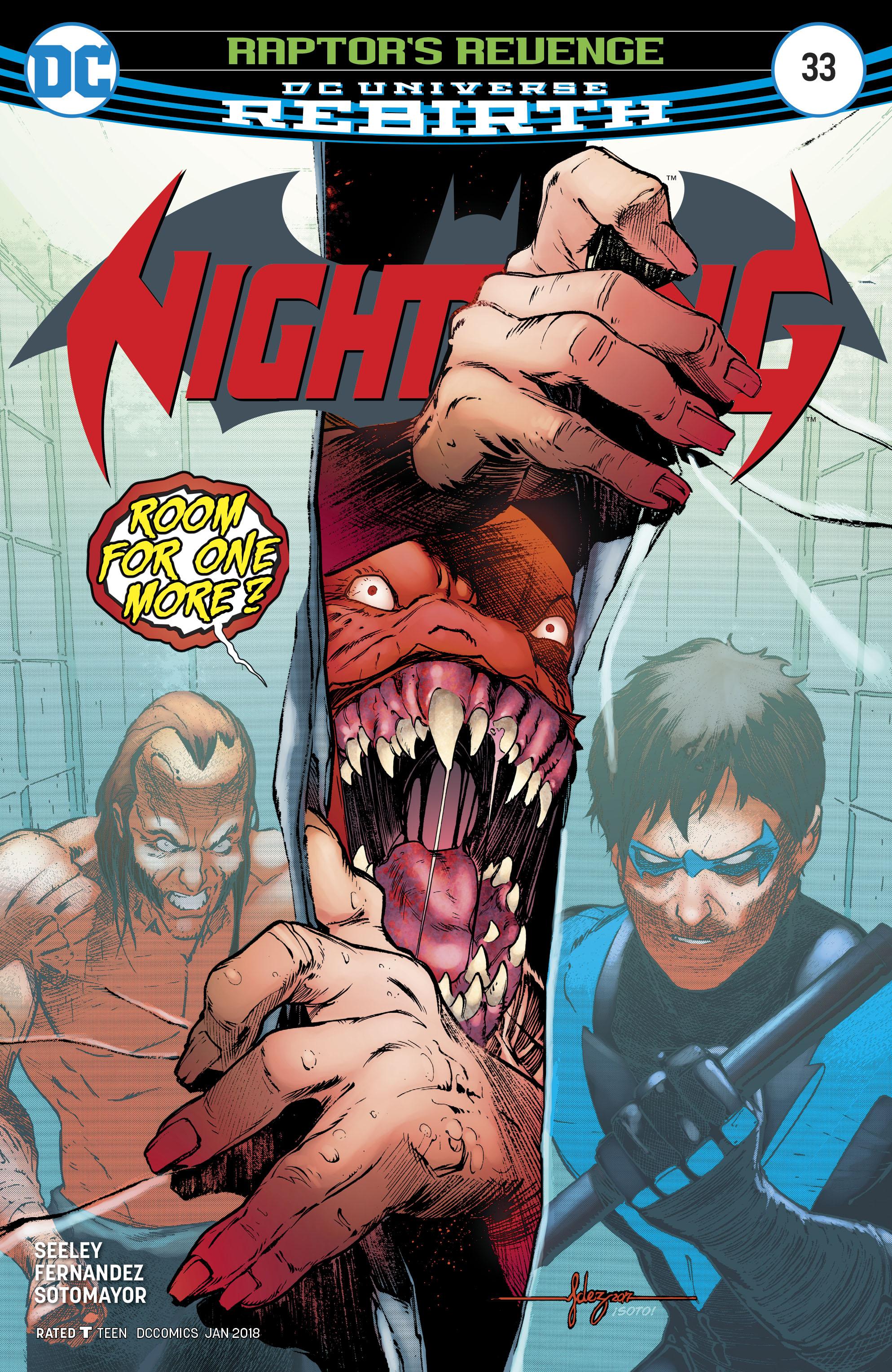 Nightwing 33