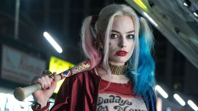 Suicide Squad Set Photos Reveal Harley Quinn With A Bat