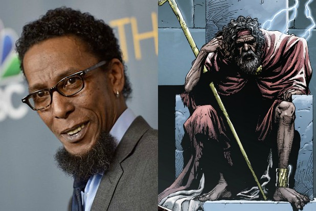 Ron Cephas Jones reportedly in talks for the wizard role in Shazam!