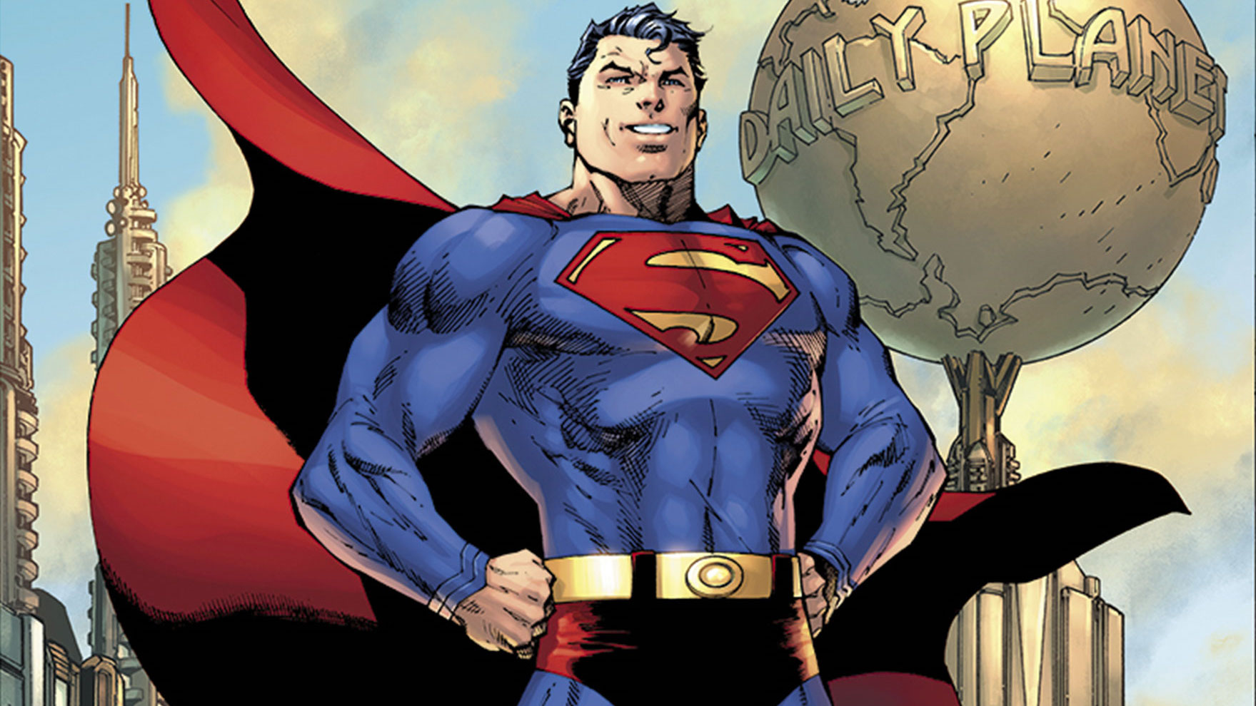 Here's What Brian Michael Bendis Will Be Doing For DC Comics