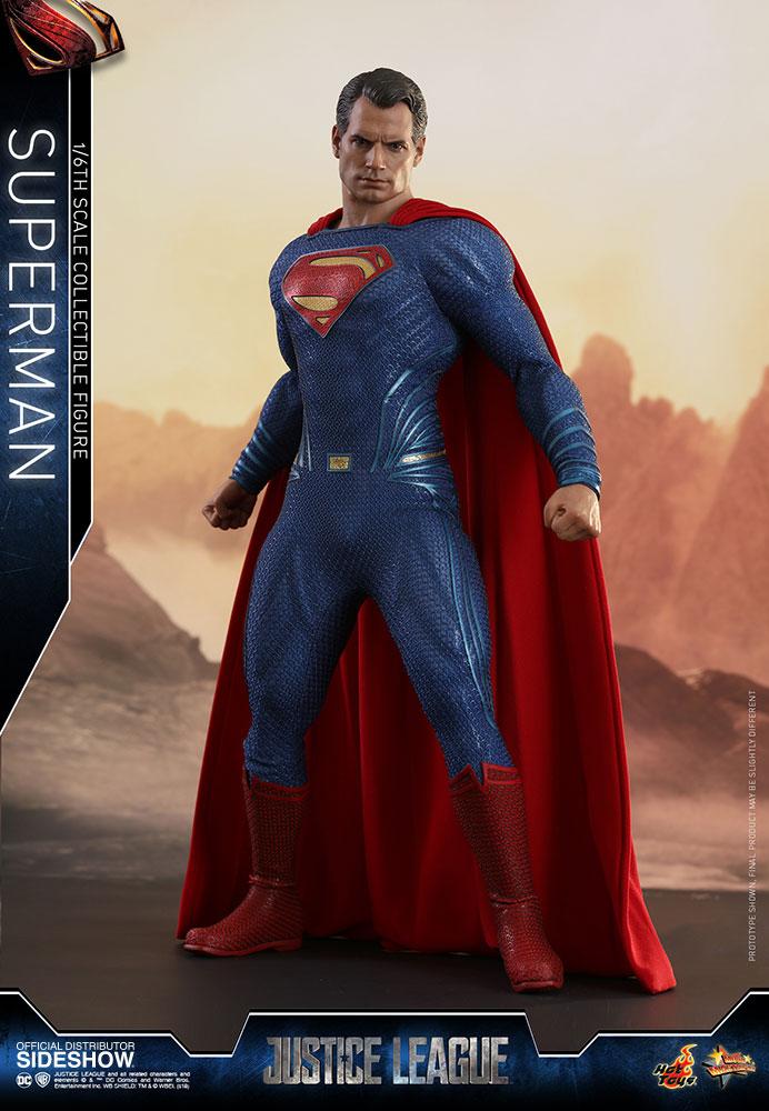 Hot Toys Justice League Superman : justice, league, superman, Toys', 'Justice, League', Superman, Figure, Based, Snyder's, Version, Batman