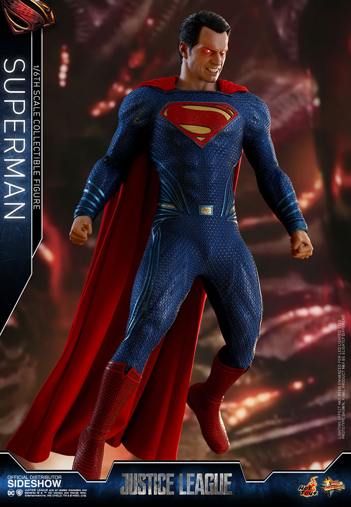JUSTICE LEAGUE: Hot Toys' New Superman Figure Offers A