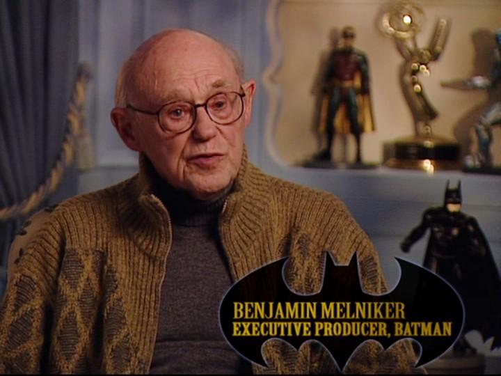 Benjamin Melniker, Prolific 'Batman' Producer and MGM Exec, Dies at 104