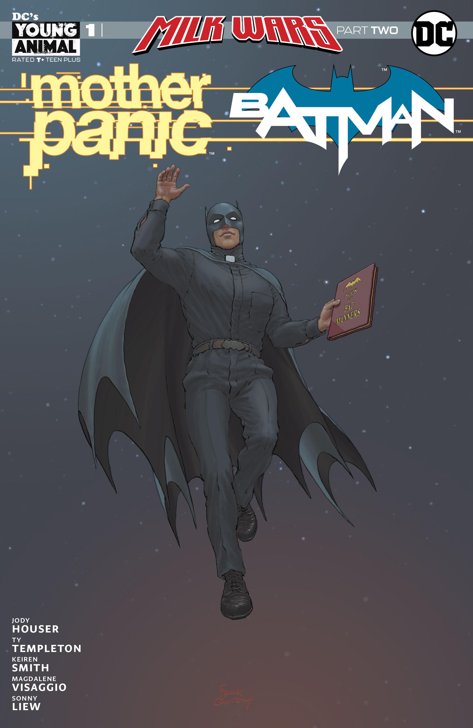 Mother Panic/ Batman Special #1 review | Batman News
