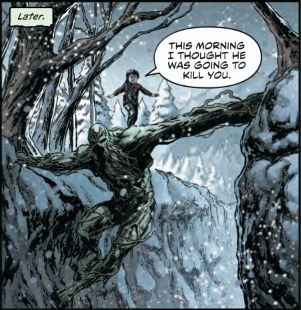 Swamp Thing Winter Special #1 review | Batman News