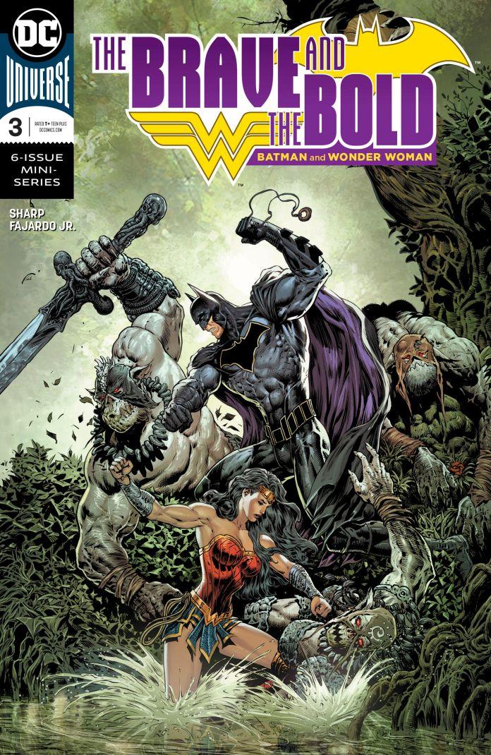 Brave And The Bold Batman And Wonder Woman 3  Batman News-5311