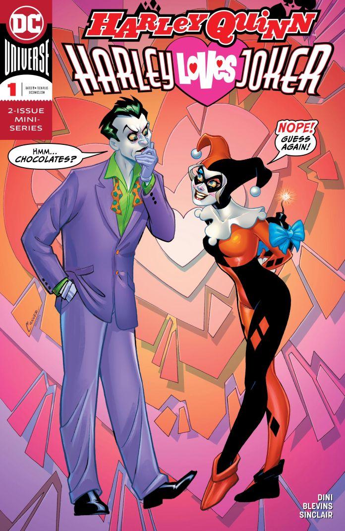 21ed0942b790 Harley Loves Joker  1 review