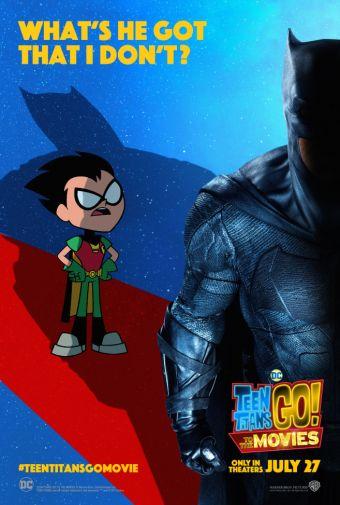 Teen Titans Go Batman