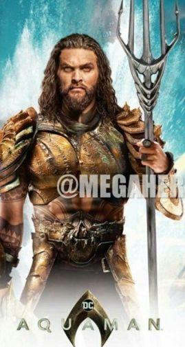 Aquaman Poster LE