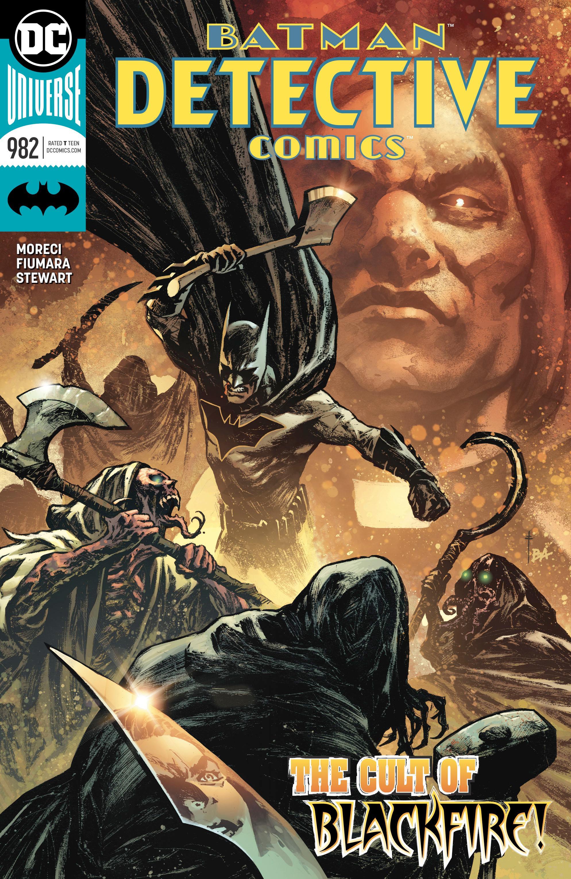 Detective Comics 982