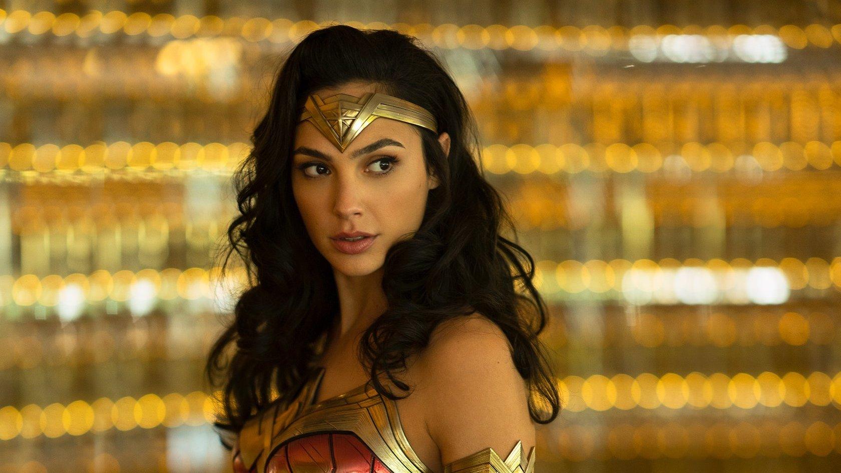 Gal Gadot Wonder Woman 1984 2