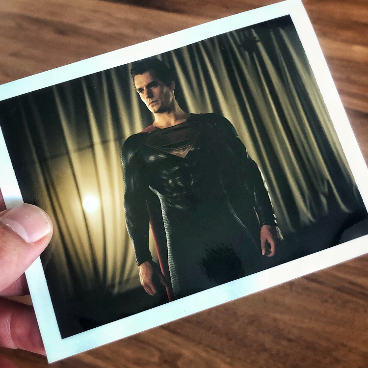 Henry Cavill First Superman MOS