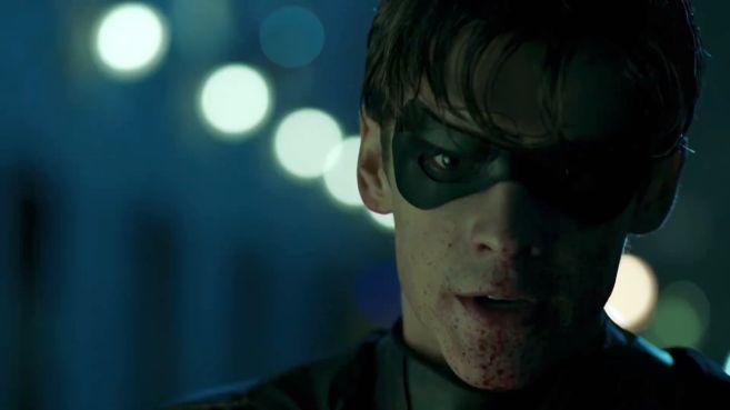 F Batman Titans Robin