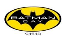 DC announce Batman Day 2018 and release a Batman 80th anniversary logo
