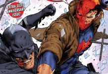 Red Hood and the Outlaws #25 review