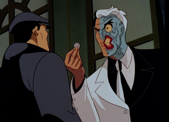 Batman The Animated Series Remaster - Two-Face - 01