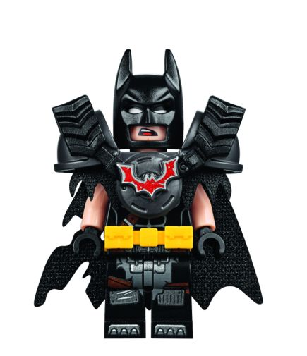 70836 - LEGO - LEGO Movie 2 - Battle-ready Batman and MetalBeard - 04