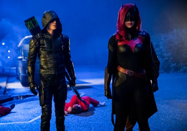 Arrow - Season 7 - Ep 09 - 17