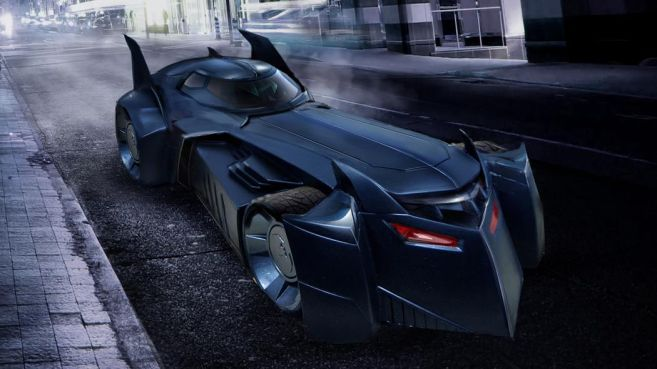 DC Universe - Titans - Batmobile - Concept Art - John Gallagher - 06