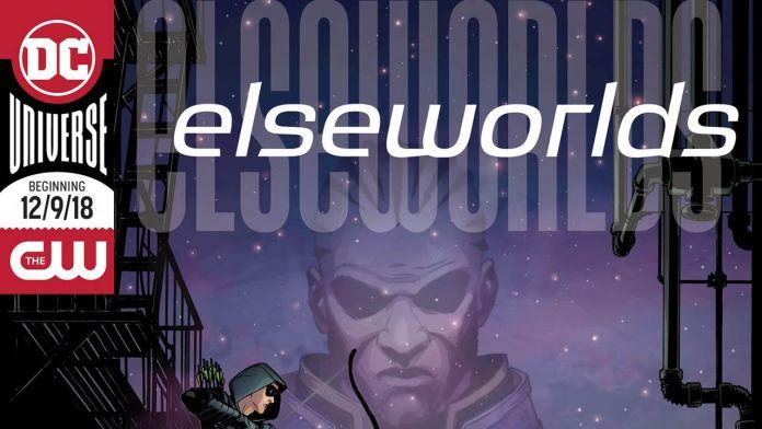Elseworlds - Promo Comic Art - Featured