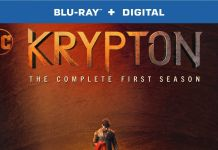 Krypton - Season 1 - Blu-ray Set - Featured