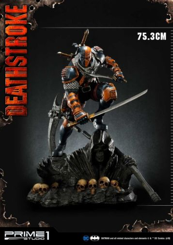 Prime 1 Studio - Batman - Deathstroke - 03