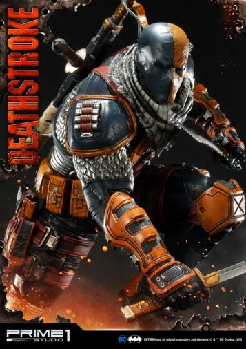 Prime 1 Studio - Batman - Deathstroke - 12
