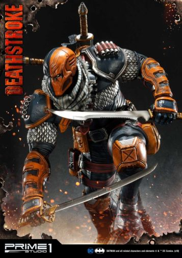 Prime 1 Studio - Batman - Deathstroke - 17