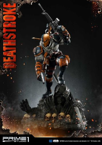 Prime 1 Studio - Batman - Deathstroke - 20