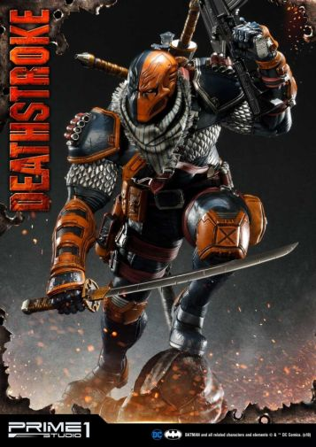 Prime 1 Studio - Batman - Deathstroke - 21