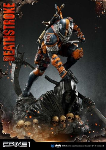 Prime 1 Studio - Batman - Deathstroke - 23
