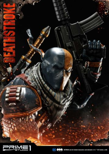 Prime 1 Studio - Batman - Deathstroke - 24