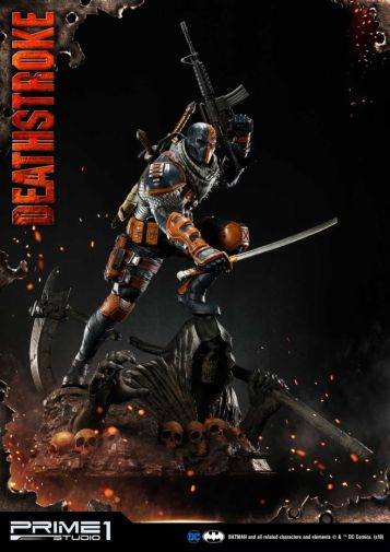 Prime 1 Studio - Batman - Deathstroke - 30