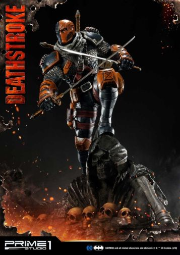 Prime 1 Studio - Batman - Deathstroke - 33