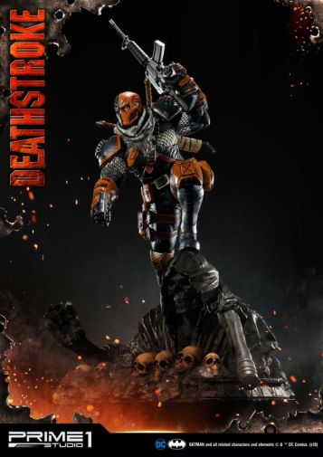 Prime 1 Studio - Batman - Deathstroke - 34