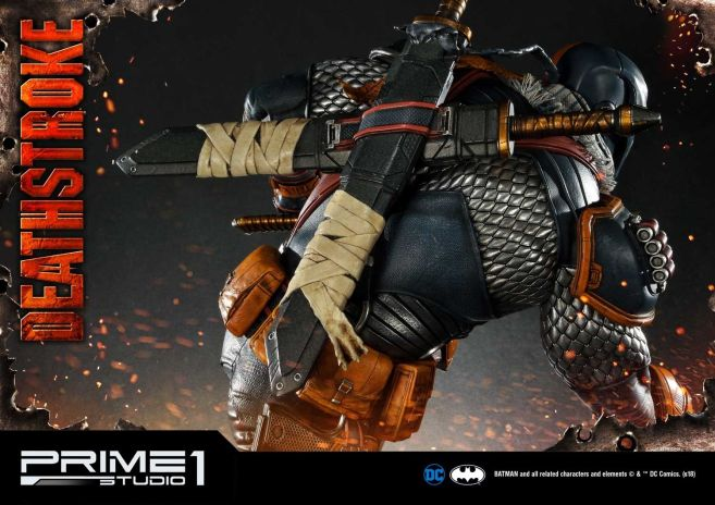 Prime 1 Studio - Batman - Deathstroke - 42