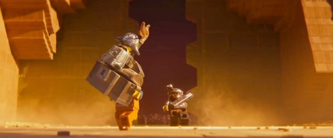 The Lego Movie 2 - Trailer 2 - 09