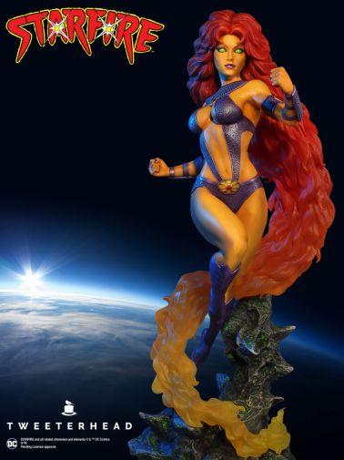 Tweeterhead - Starfire Statue - 03