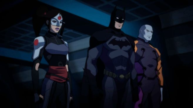 Young Justice Outsiders - Trailer 1 - 12
