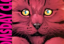Doomsday Clock # 8 review