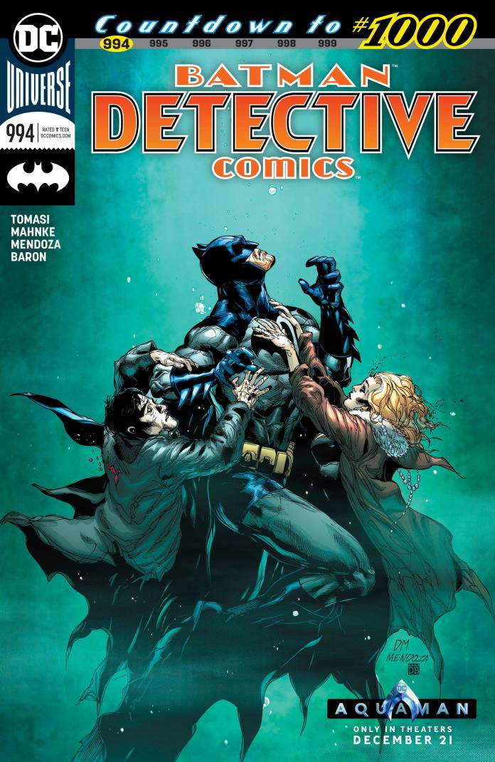 Image result for detective comics 994